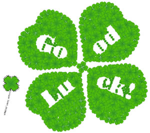 Happy St. Patty's Day from the Encino-Tarzana Library!